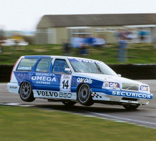 """Volvo 850 BTCC"""
