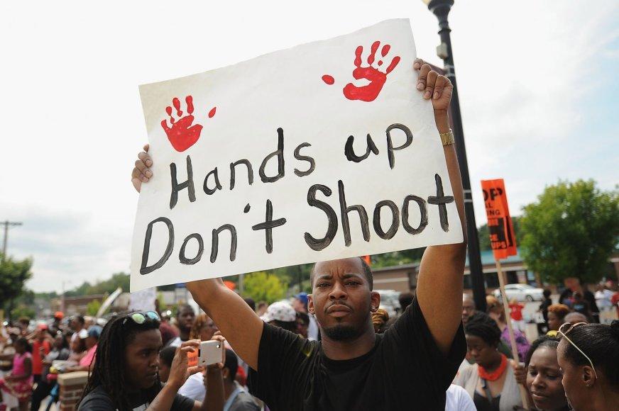 Protestas prieš smurta