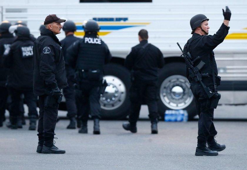 Bostono policija