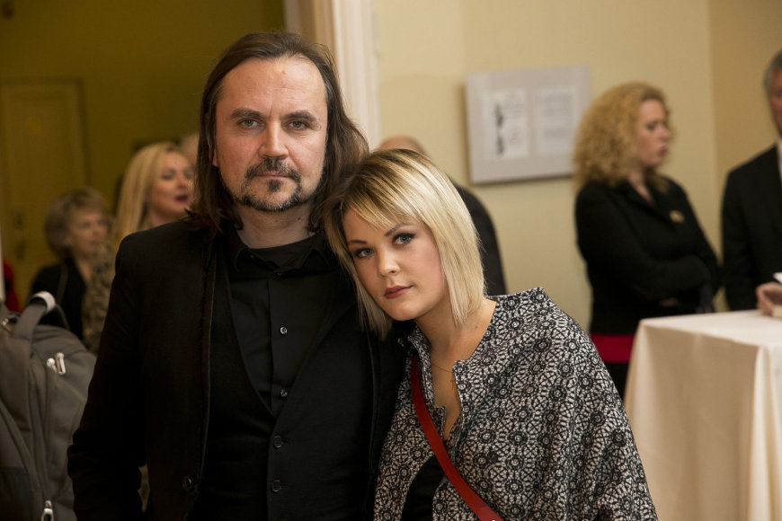 Oskaras Koršunovas ir Monika Dirsytė