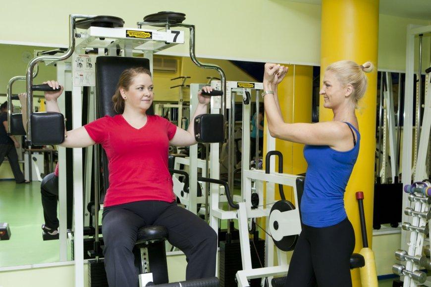 Evelina Milerytė su trenere