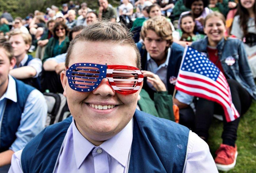 JAV Nepriklausomybės diena