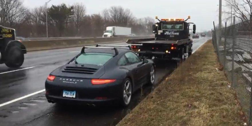"Nuolat gendantis ""Porsche"""