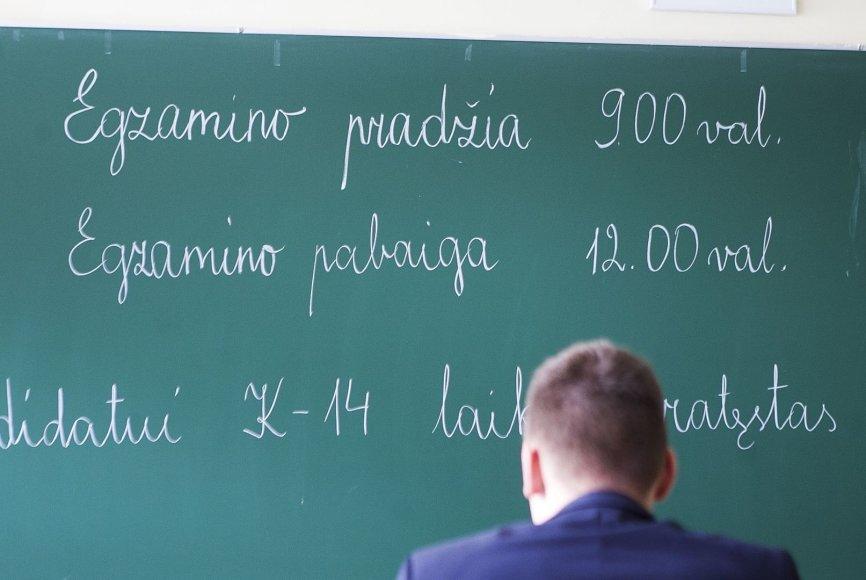 Matematikos valstybinis brandos egzaminas