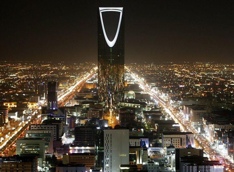 Saudo Arabijos sostinė Rijadas