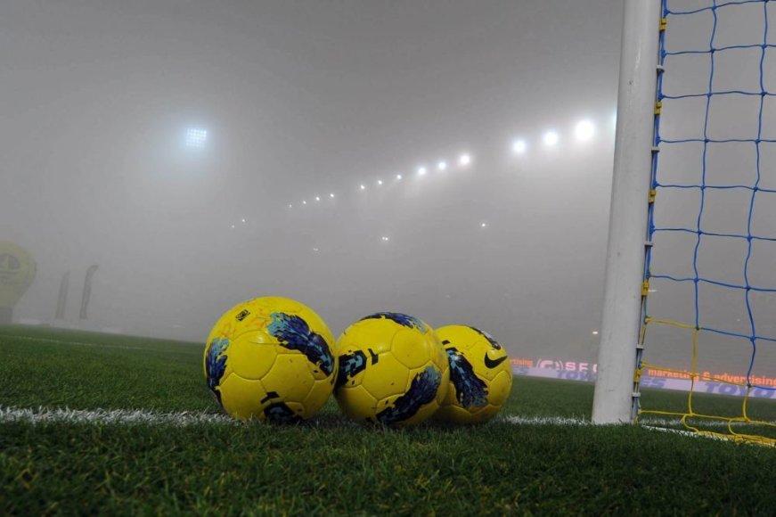 Italijos futbolas skendi korupcijoje