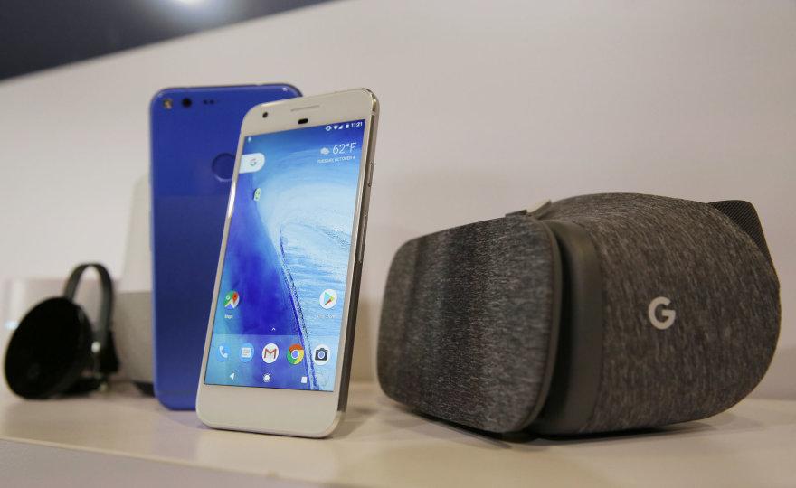 """Google Pixel"" išmanusis telefonas"