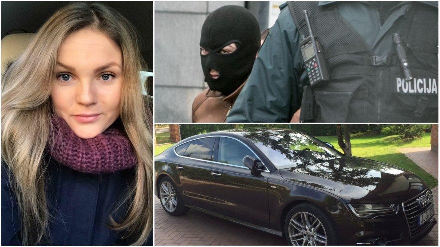 """Neliko abejonių, kad I.Strazdauskaitė buvo užpulta dėl automobilio """"Audi"""", nors ir šią versiją kai kas dar vertina skeptiškai."""