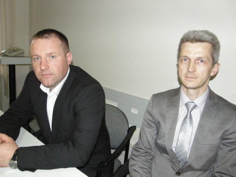 E.Zuzavičius ir R.Urbonas