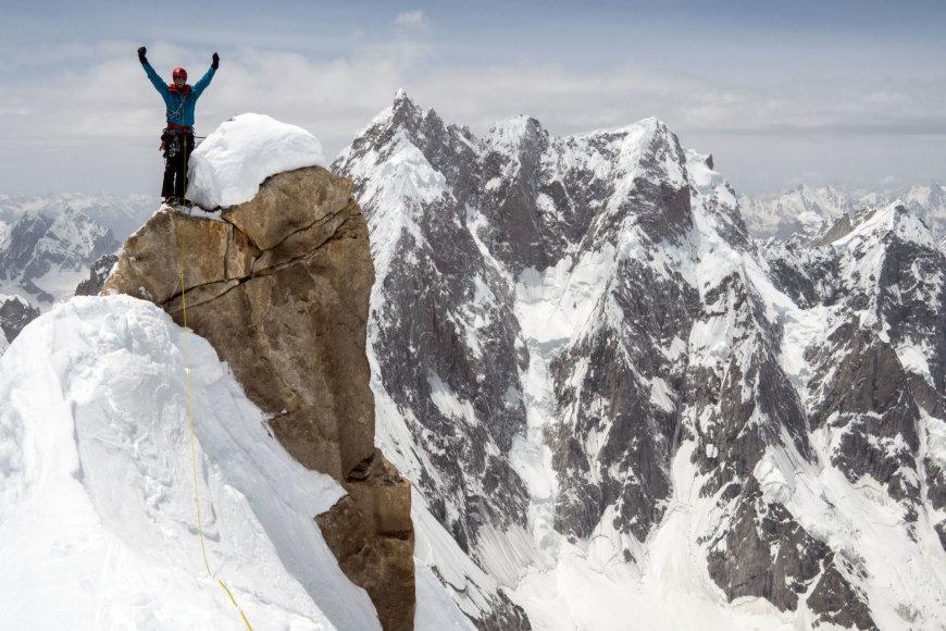 Kalnai Pakistane – sunkiai įveikiami