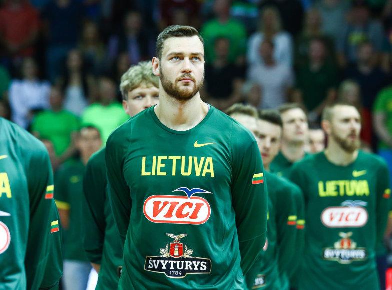 Antrosios rinktinės rungtynės: Lietuva – Gruzija