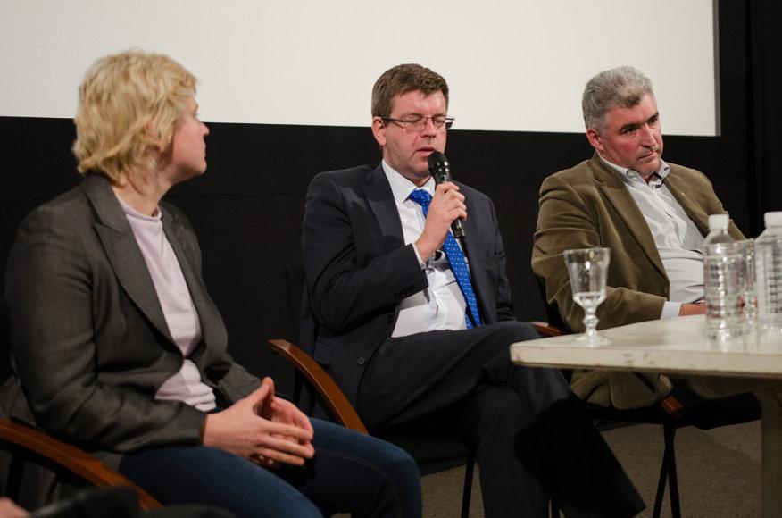 Diskusija apie Ukrainą