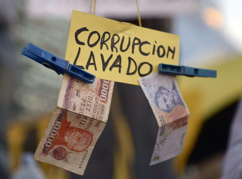 Protestas Argentinoje