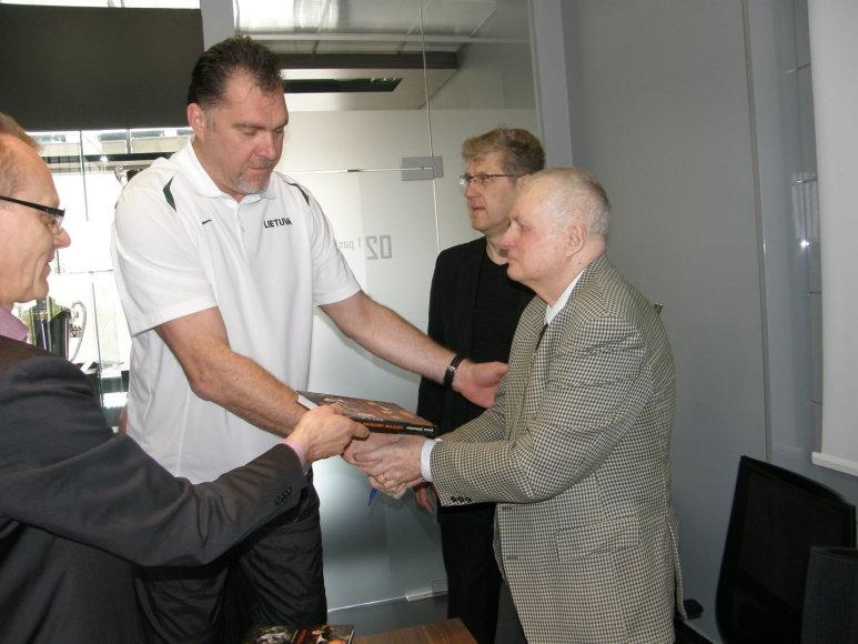 A.Sabonis ir J.Jankauskas