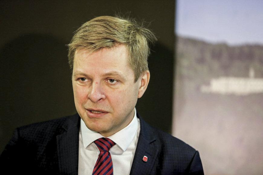Vilniaus miesto meras Remigijus Šimašius