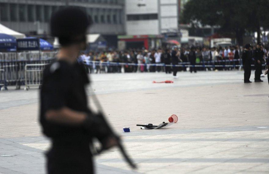Kinijos policija