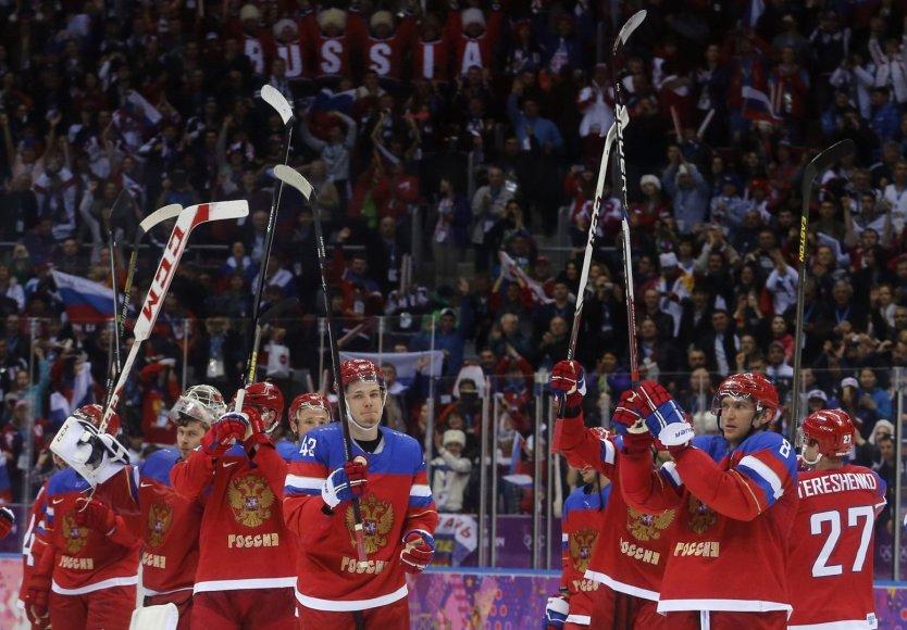 Rusijos ledo ritulininkai