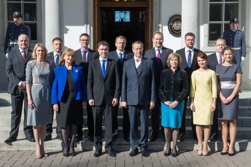 Estijoje rinkimus į Europarlamentą laimėjo valdančioji Reformų partija.