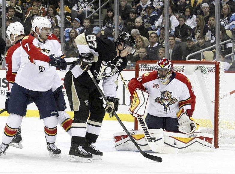 "NHL: ""Penguins"" – ""Panthers"""