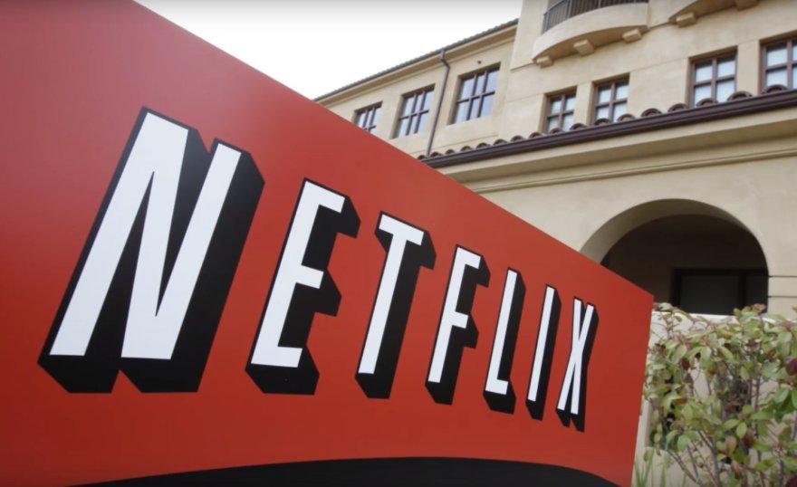 """Netflix"" internetinė TV"