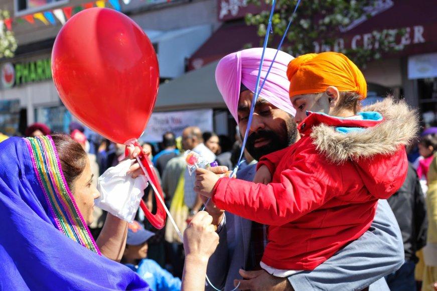 Rasos apsilankymas indų šventėje Vankuveryje