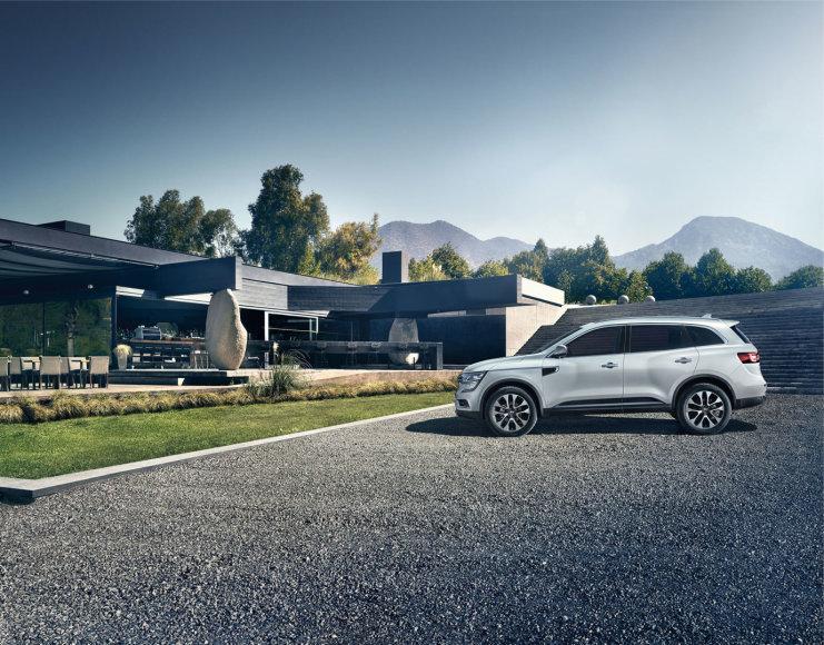 """Naujasis """"Renault Koleos"""""""