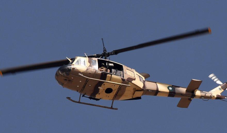 Karinis sraigtasparnis