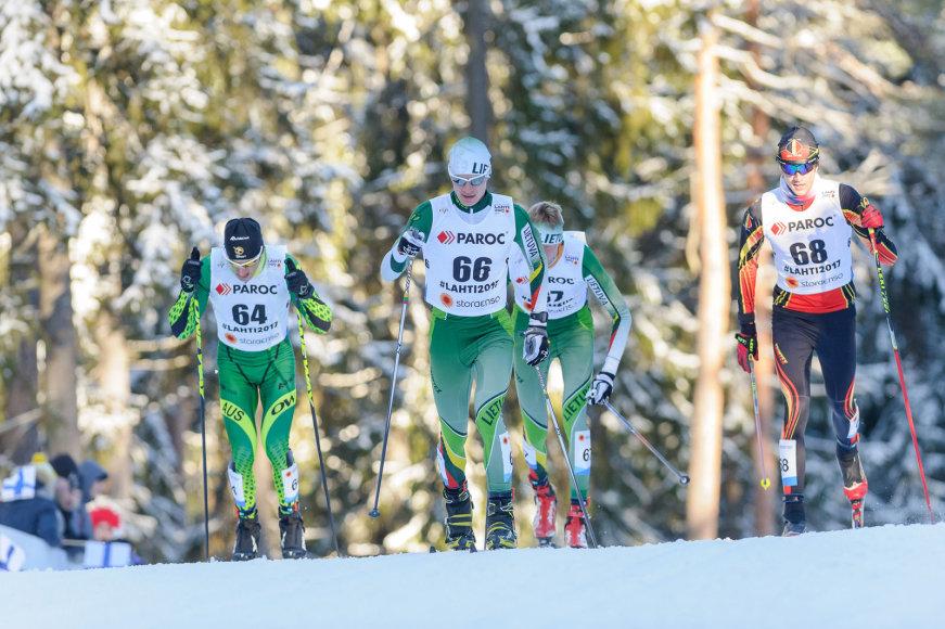 2017 m. pasaulio slidinėjimo čempionatas: skiatlono varžybos.