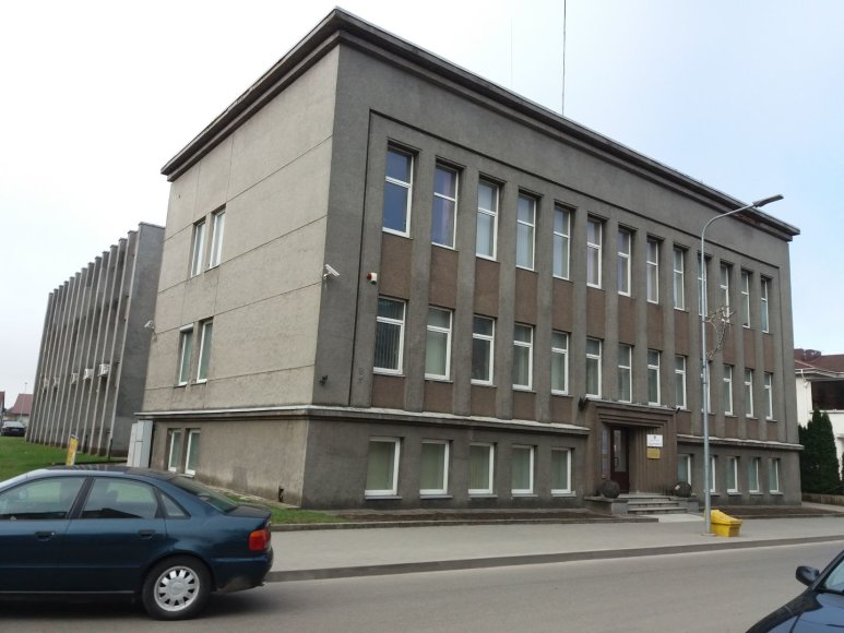 Turto bankas modernizuos pastatus