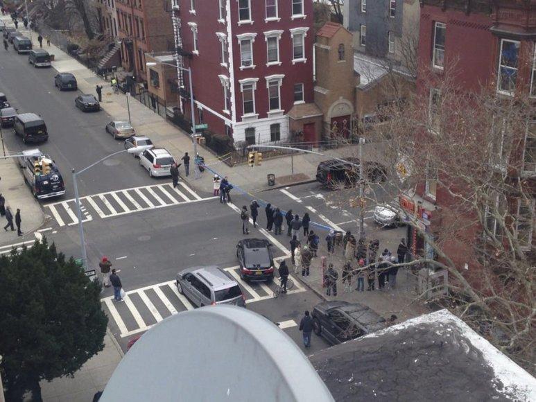 Incidentas Niujorke