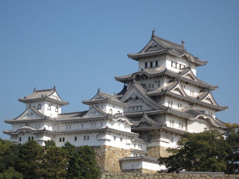 Himeji pilis