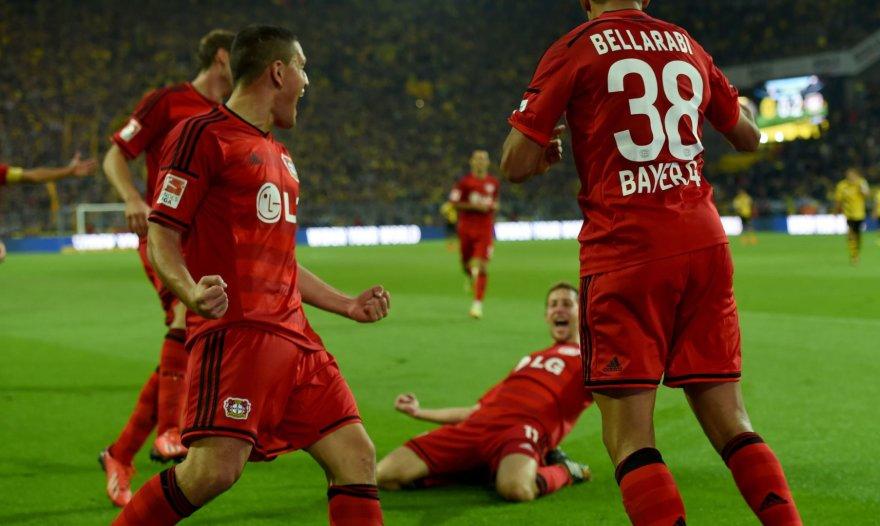 """Bayer"" futbolininkai"