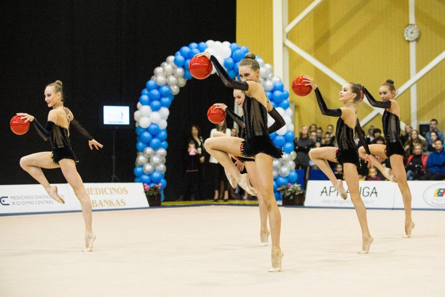 Meninės gimnastikos turnyras