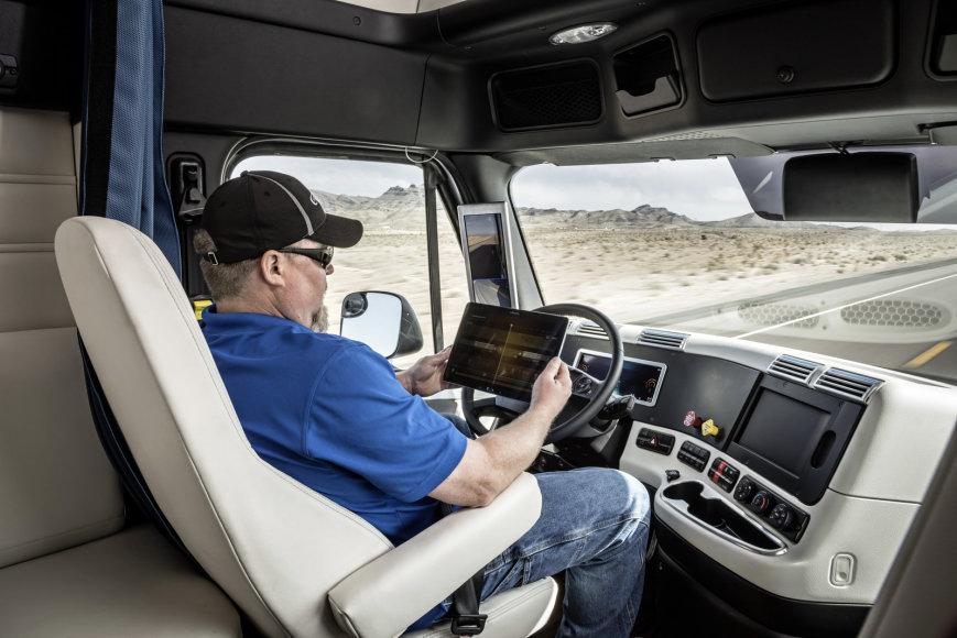 Autonominis sunkvežimis