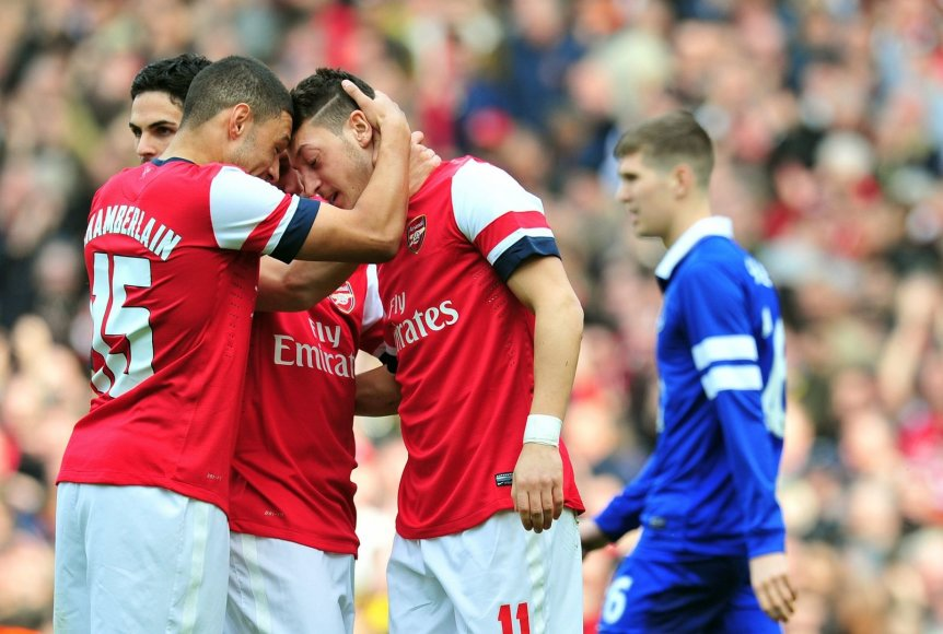 """Arsenal"" triumfuoja"