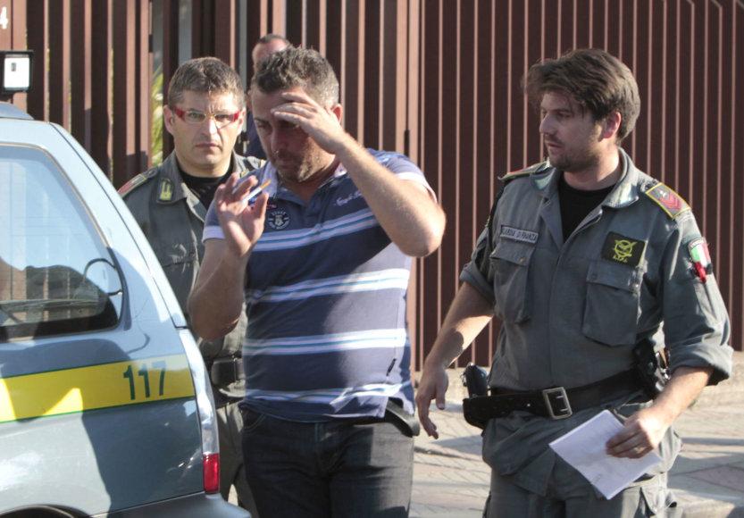 """Italijos policija ieško """"Ndrangeta"""" mafijos grupuotės narių"""