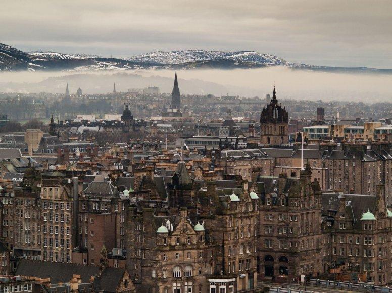 Europa žiemą keri savo pasakiškais kraštovaizdžiais ir nuotaika