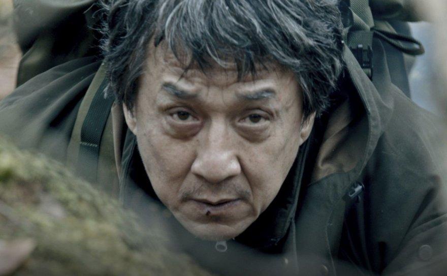 """Jackie Chanas filme """"Svetimšalis"""""""