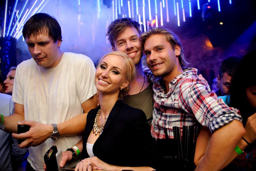 """""""Mojo Lounge Vilnius"""" šeštadienio linksmybės"""