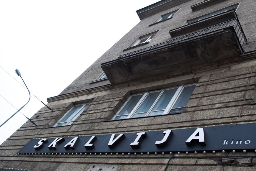 "Kino teatras ""Skalvija"""