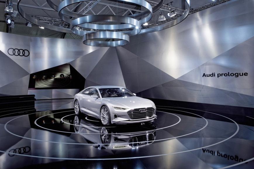 """""""Audi Prologue"""" konceptas"""
