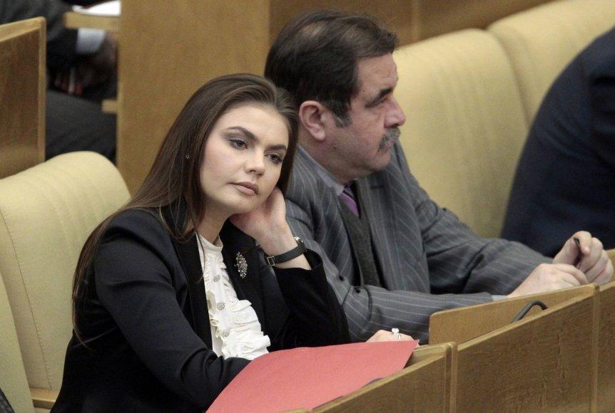 Alina Kabajeva (2001 m.)