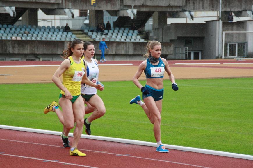 Studentų lengvosios atletikos varžybos Kaune