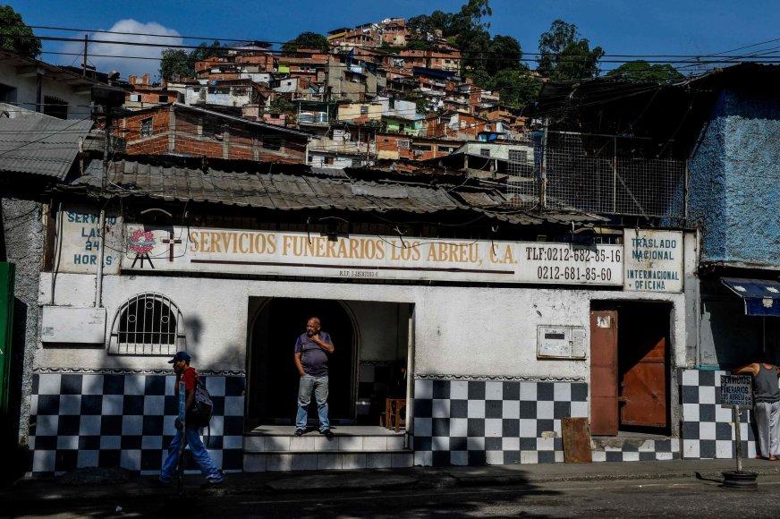 Laidotuvių biuras Venesueloje