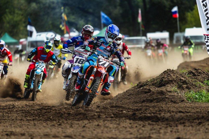 Paskutinis Lietuvos motokroso čempionato etapas