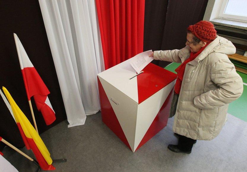 Lenkijos savivaldos rinkimai