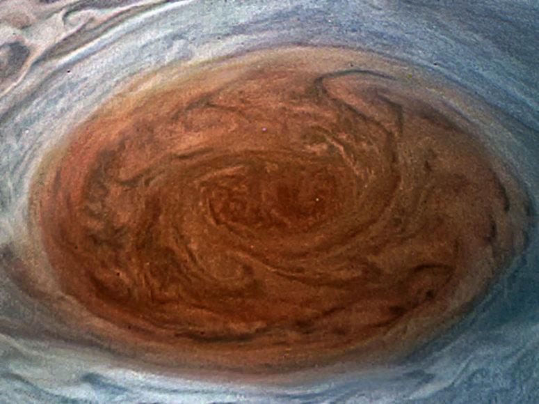 Jupiterio Raudonoji dėmė