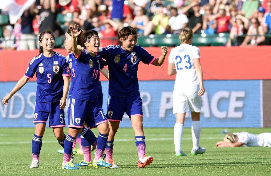 Japonijos moterų futbolo rinktinė