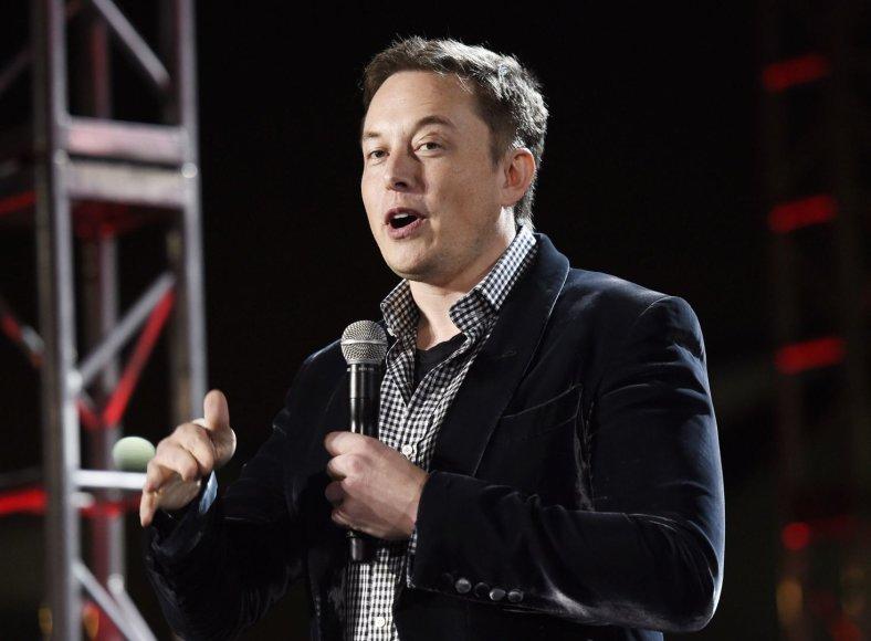 """""""Space X"""" vadovas Elonas Muskas"""