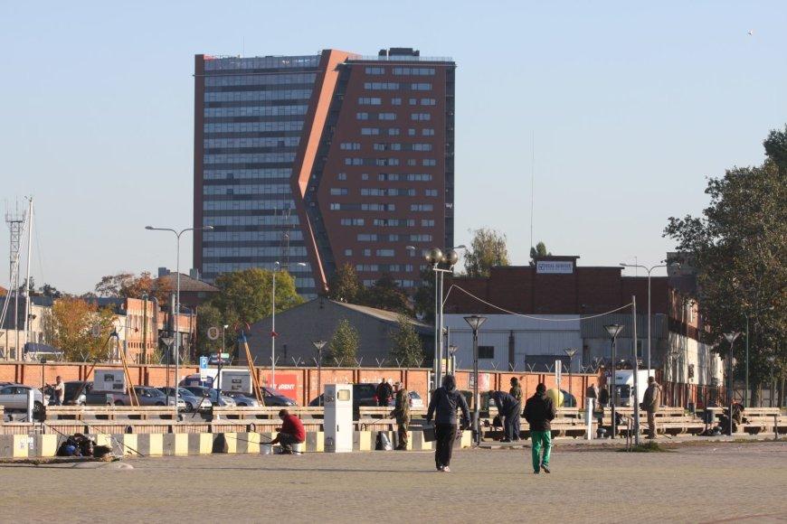 Klaipėdos gyventojai vangiai rėmė politines partijas, daugiausiai paramos gavo Klaipėdos universitetinė ligoninė.